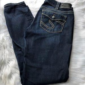 Silver Jeans  Suki Skinny jean